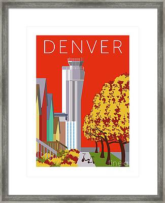 Stapleton Fall Framed Print