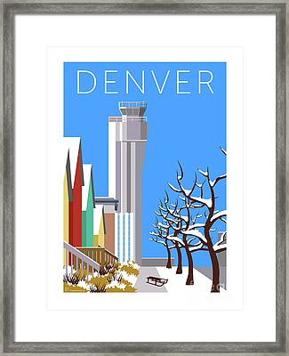 Stapleton Winter Framed Print