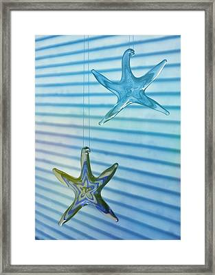 Star Bright Framed Print by JAMART Photography