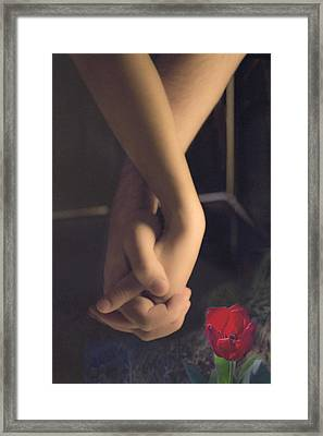 Star-crossed Framed Print