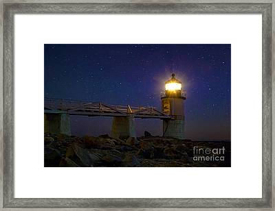 Star Light Framed Print by John Greim