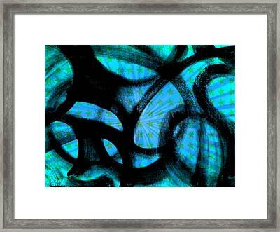 Star Soul Framed Print