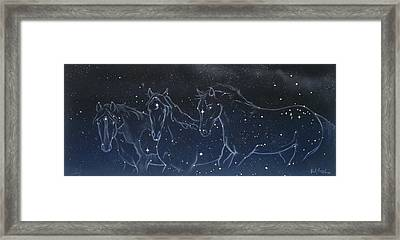 Star Spirits Framed Print