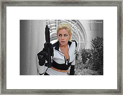 Star Wars By Knight 2000 Photography - Lookout Framed Print