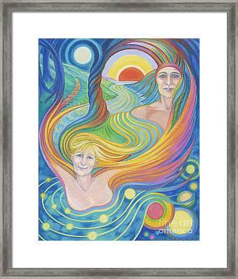 Starbright Framed Print
