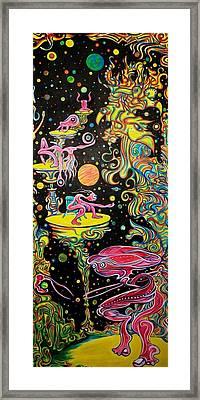 Starcollectors Framed Print by Ben Christianson