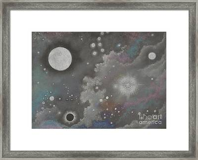 Stardust Framed Print by Janet Hinshaw