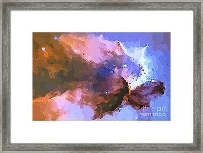 Stardust One  Framed Print by John Malone