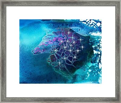 Starhunter Framed Print by Lee Pantas