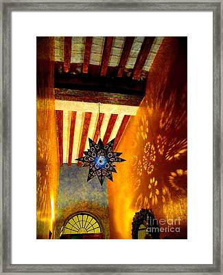 Starlight 1 By Darian Day Framed Print by Mexicolors Art Photography