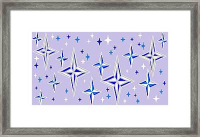 Starlight 11 Framed Print