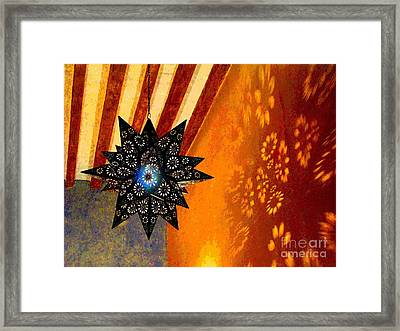 Starlight 2 By Darian Day Framed Print by Mexicolors Art Photography