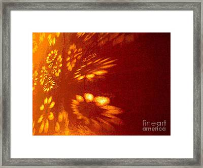 Starlight 3 By Darian Day Framed Print by Mexicolors Art Photography