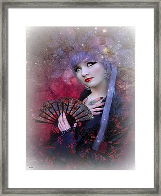 Starlight Beauty Framed Print