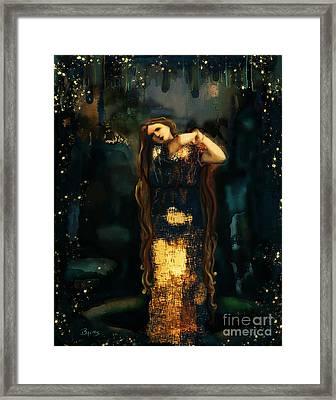 Midnight Starlight Framed Print