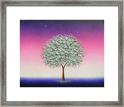 Starlight Framed Print by Rachel Bingaman
