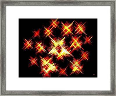 Starlight Framed Print by Will Borden