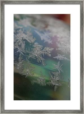Starlike Framed Print