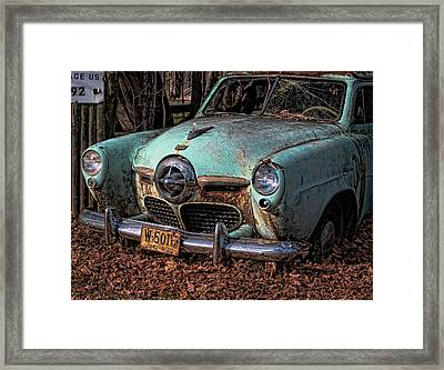 Starlite Coupe Framed Print
