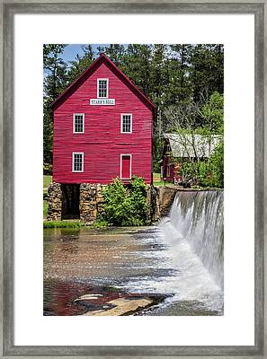 Starr's Mill 1 Framed Print
