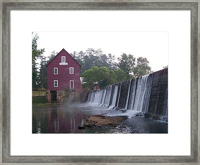 Starrs Mill Ga Framed Print