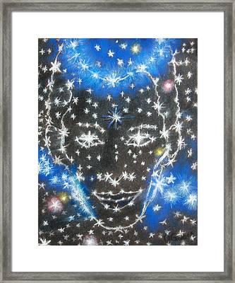 Starry Eyed 2 Framed Print