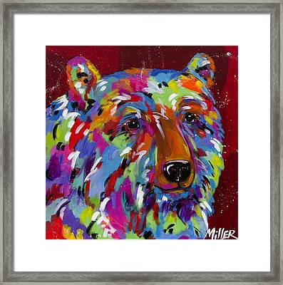 Starry Eyes Framed Print by Tracy Miller