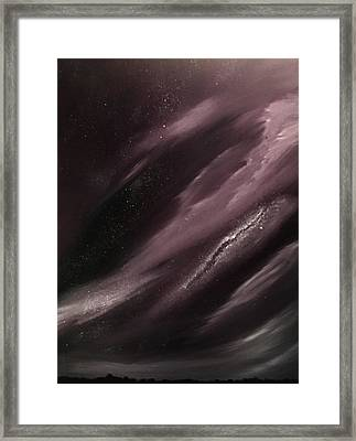 Starry Night 3 Framed Print
