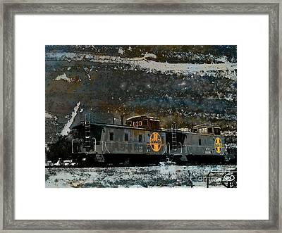 Starry Night Framed Print by Robert Ball