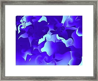 Starry Skies Framed Print