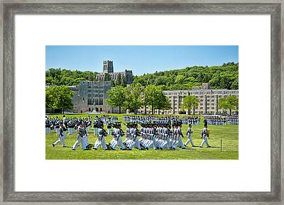 Framed Print featuring the photograph Stars And Stripes Forever by Dan McManus