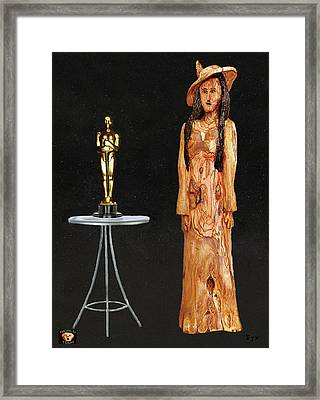 Stars Fashion  Framed Print by Eric Kempson