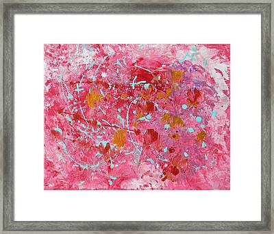 Stars In The Sky Framed Print by Susan Wooler