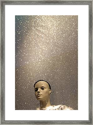 Stars Out For Me Framed Print by Jez C Self