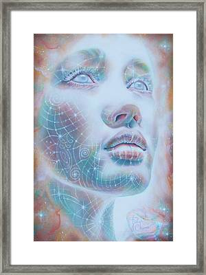 Starseed Framed Print