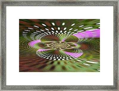Starship Framed Print