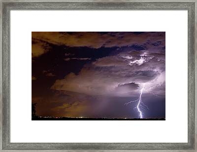 Start High Work Low Framed Print by James BO  Insogna