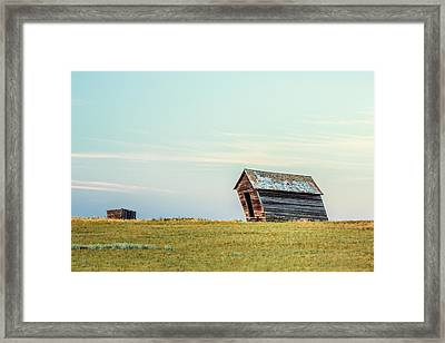 Start Of Fall Framed Print by Todd Klassy