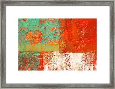 Starting Over Framed Print