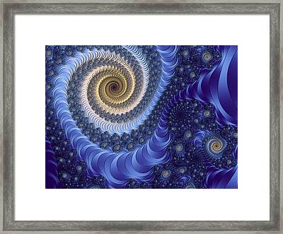 Stary Night Framed Print