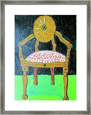 Stasis Framed Print by Clarence Major