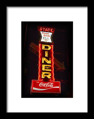 Diners Drive-ins And Dives Art | Fine Art America on