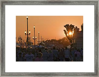 State Fair 21 - Digital Art Framed Print