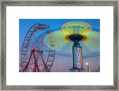 State Fair I Framed Print