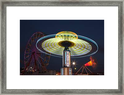 State Fair IIi Framed Print by Clarence Holmes