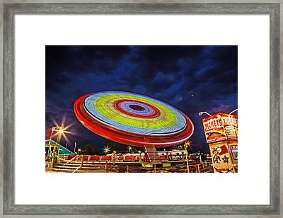 State Fair Framed Print by Sennie Pierson