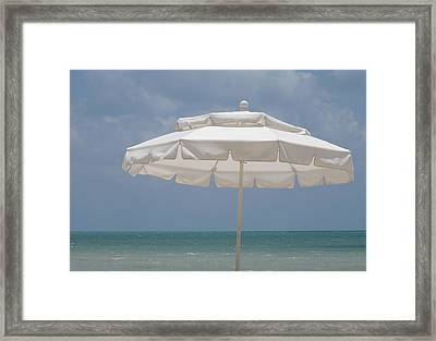 State Of Mind Framed Print by Gerard Fritz