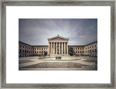 State Of The Art Framed Print