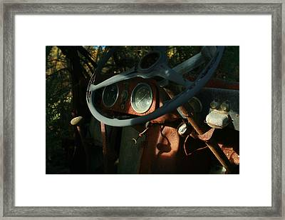State Of The Art In Its Day Framed Print
