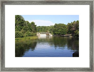 State Park Framed Print by Chuck Bailey